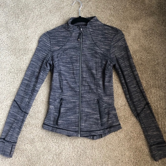 Lululemon Heathered Define Jacket 2/4